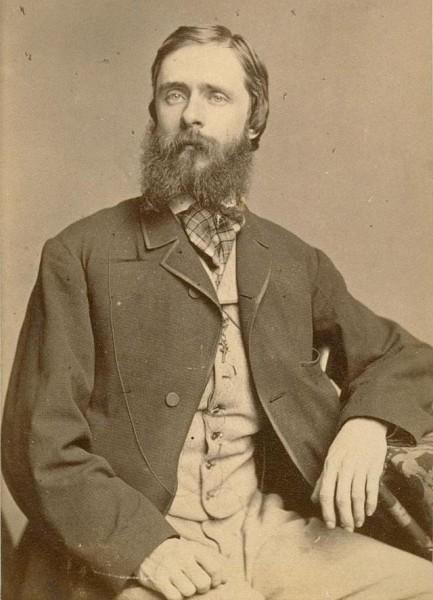 Hasheesh User Fitz Hugh Ludlow, 1836-1870