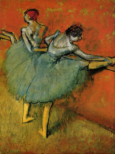 Painting by Edgar Degas