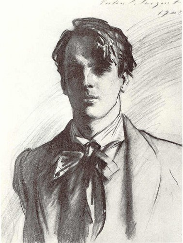 The Irish Poet William Butler Yeats, 1865-1939